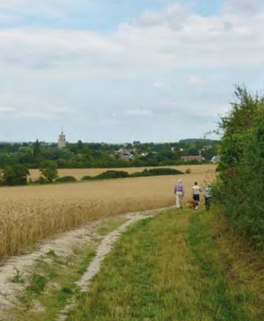 Ashwell Village Paths and Byways